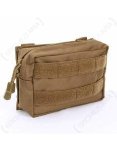 MIL-TEC POUCH MULTI SMALL TAN
