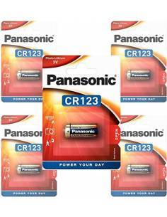 PANASONIC CR123 (1u)