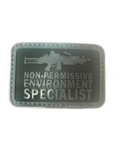 EMERSON PARCHE PVC M249 BK