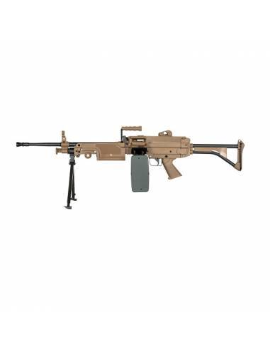 "SPECNA ARMS SA-249 MK1 CORE TAN ""48/72"""