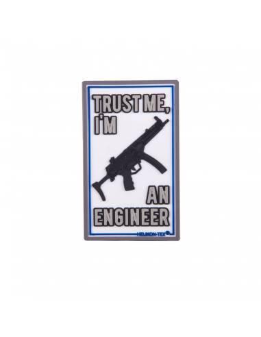 HELIKON PARCHE TRUST ME I'M AN ENGINEER