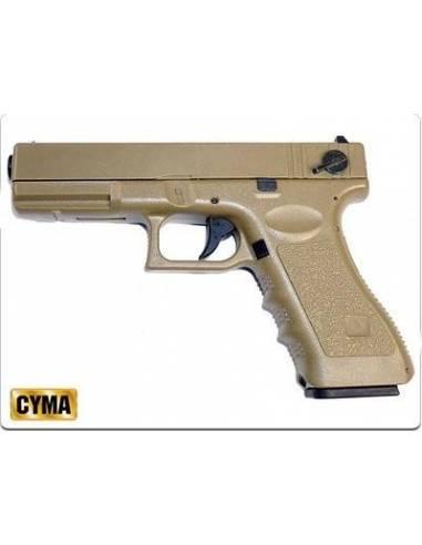 CYMA AEP C18 TAN