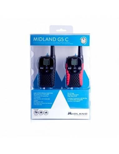 MIDLAND G5C X1 WALKIES